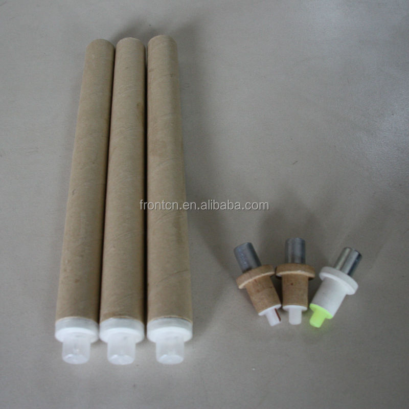 Disposable fast thermocouple, miniature thermocouples, tungsten, rhodium thermocouple complete specifications