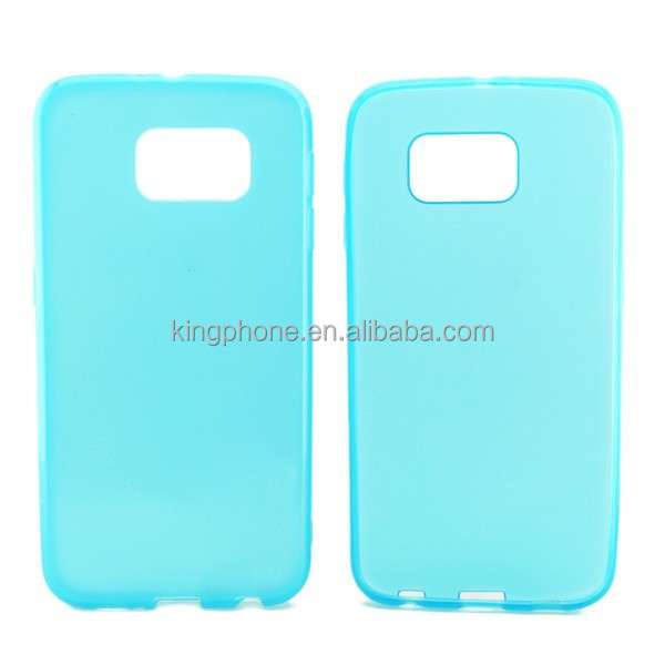 case For Samsung S6, for Samsung S6 Polycarbonate Cell Phone Case ,tpu matte case for Samsung S6