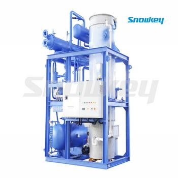 High Quality Tube Ice Machine 20 tons Tube Ice Machine