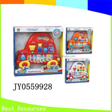 Funny Cartoon Electronic Organ Price Toy Music Instruments Kids Music Organ