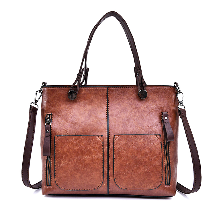 Female Causal <strong>Totes</strong> for Daily Shopping All-Purpose High Quality Dames Handbag