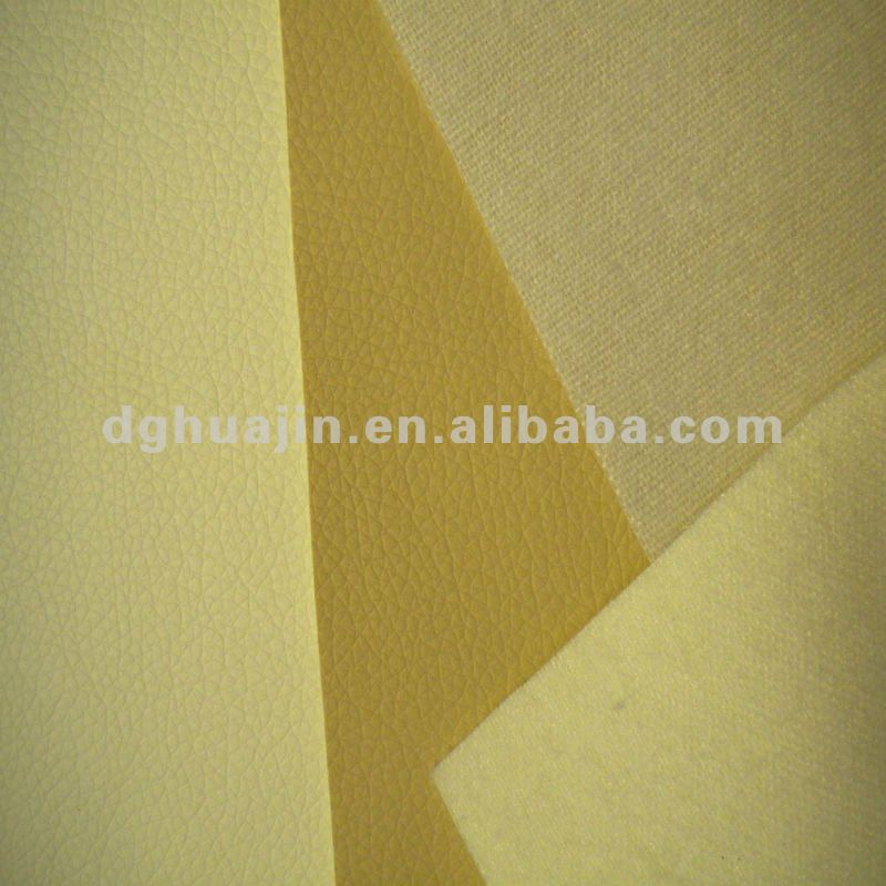scratch resistance soft 1.0 mm pvc artificial leather for furniture