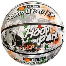 high quality Photo Printing portable outdoor basketball