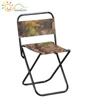Top grade outdoor folding chair parts, leisure floating chair for fishing