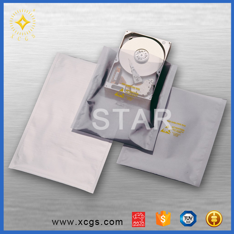 Made in China Silver Customized potato chips packaging