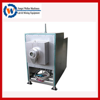 Lab Testing Sintering Roasting Machine rotary calcine kiln