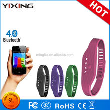 Waterproof Wristband Pedometer for Walking Measures Step Count Calories Used Distance and Exercise