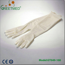 Factory direct sales fashionable wholesale latex glove printed logo
