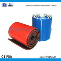 16 years OEM emergency foam orthopedic splint