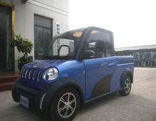 Safety guarantee 2 seats Automatic Gearshift electric pickup