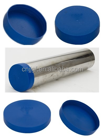 plastic caps pipe end bevel protector