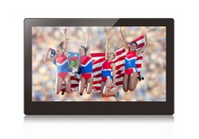 11.6 inch RK3188 quad core 8GB android tablet with vesa mounting