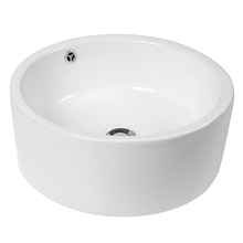 Home Bathroom Hand Rinse Ceramic Top Counter Basin