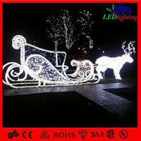 Expensive large outdoor christmas reindeer light Outdoor Christmas Reindeer Lights