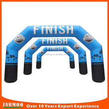 High Quality PVC Start Custom Inflatable Arch for Marathon Race