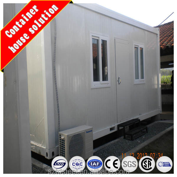20ft Modular container house with bathroom