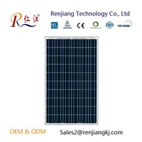 Competitive Price for Indial Poly Silicon Solar Cells Solar Pane 220W pv module