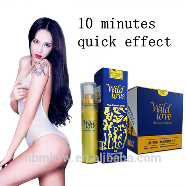 Hot sale Penis erection spray with natural herbal,Adult sex spray for men