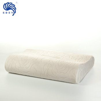 Adults Use Memory Foam Neck 50D Wholesale Orthopedic Bed Pillow