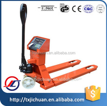 China Manufacture Pallet Jack Scale Truck Scale