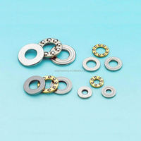 miniature thrust ball bearing F4-10 4 x 10 x 4mm