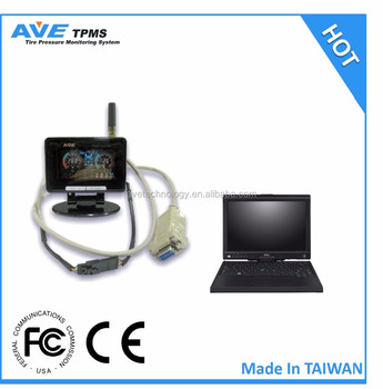 AVE TPMS module RS232