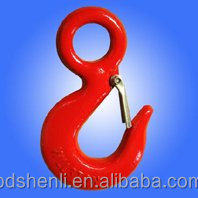 Goid supplier eye lifting hook with latch