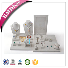 2016 new luxury fashion linen jewelry display set furniture