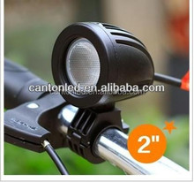 2 inch Mini 10w led spot light motorcycle accessories