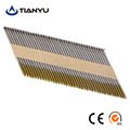 28/34 Degree- Clipped Head Paper Strip Nails, Paper Collated Framing Nails