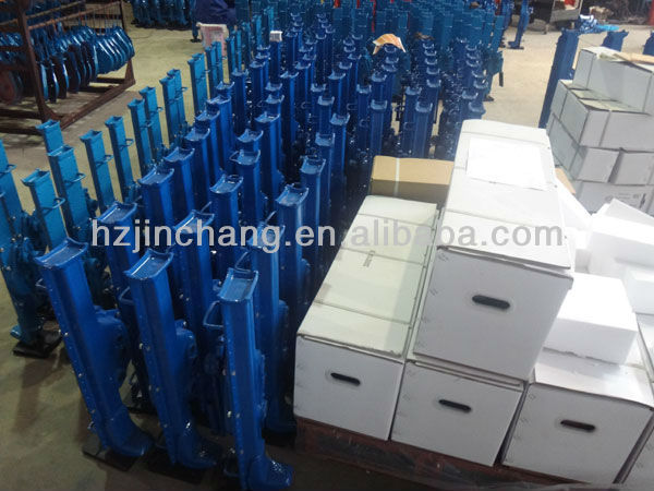 CE proved 1.5ton Mechanical Jack
