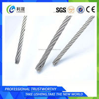 6x7 Steel Cable 3/8