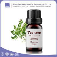 China Treat common cold body care 10ml Tea tree essential oil