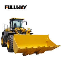 Fullway 5 ton mini Wheel Loader FW956 Construction machine for sale
