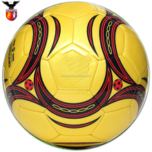 2018 world cup factory manufacture soccer ball PVC hot selling football