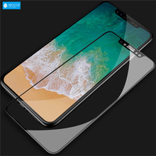Full Cover 9H 3D Curved Temepred Glass Protector for Apple Iphonex X 10