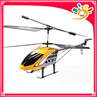 Exquisite 3.5CH FPV alloy model toy helicopter, video real-time transmission RC helicopter