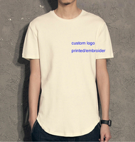 wholesale import clothing china factory mens white sports blank tall hip hop import tshirt plain t-shirts