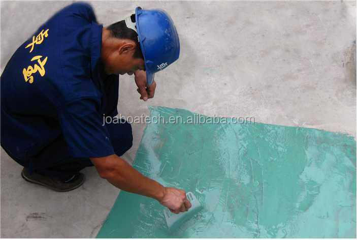 Single component oil based polyurethane liquid waterproofing membrane