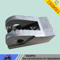 Finely processed mining hammer crusher part high wear resistance mining machinery parts OEM service