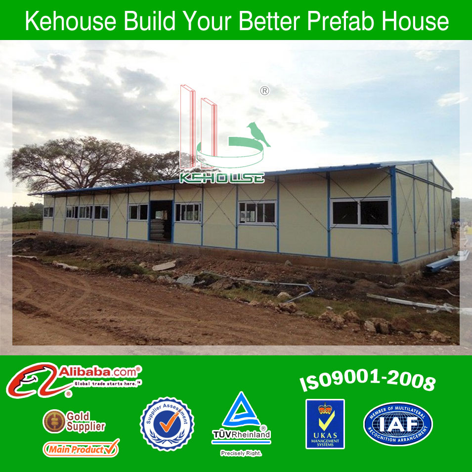 Modern Eco Friendly Modular Steel Frame Mini Modular Homes