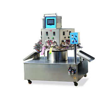 High Speed Automatic Inflatable Bag Juice Packing Machine Liquid Water Filling Machine