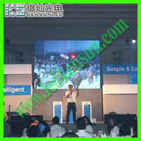 indoor SMD video full color led screen hologram display led