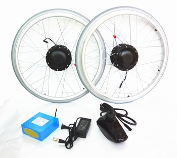 Electric bike kit new product of lightweight folding electric wheelchair hub motor kit