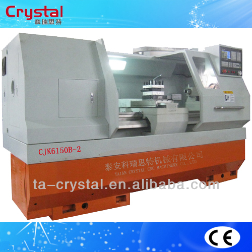 Hobby metal name of cnc lathe machine for sale CJK6150B-2