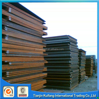 Hot rolled carbon mild s355jr 25mm thick mild steel plate