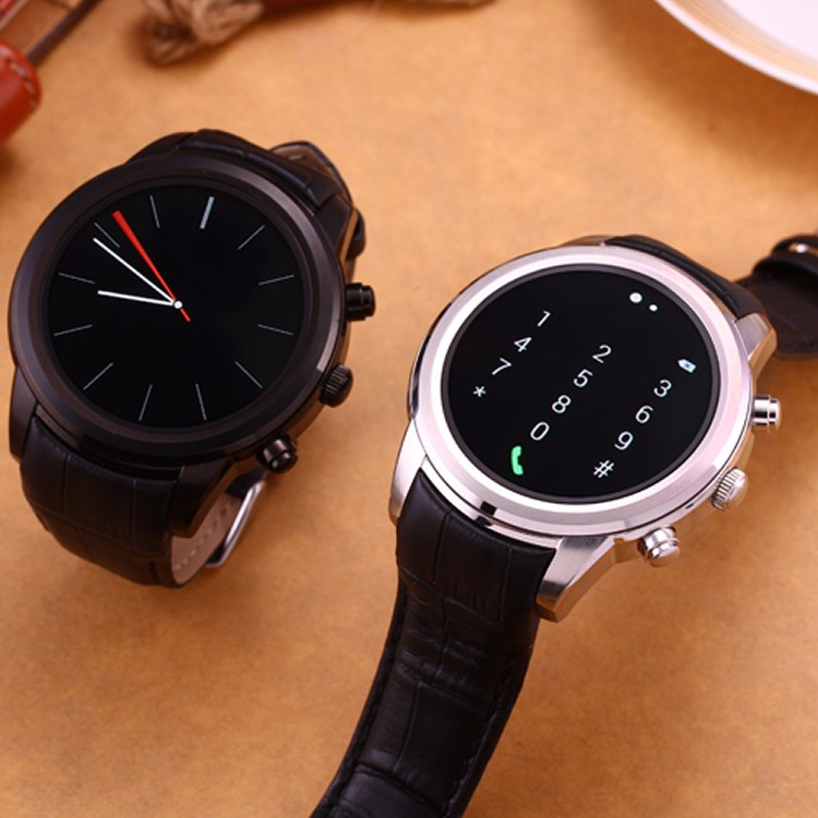 High configuration Android 4.4 WIFI GPS NANO SIM 3G Smart Watch with Bluetooth 2.1 & Bluetooth 4.0