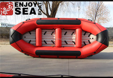 Inflatable white water river raft boat for rafting AR- 380 380 400 410 440 for 8 people for sale!!!
