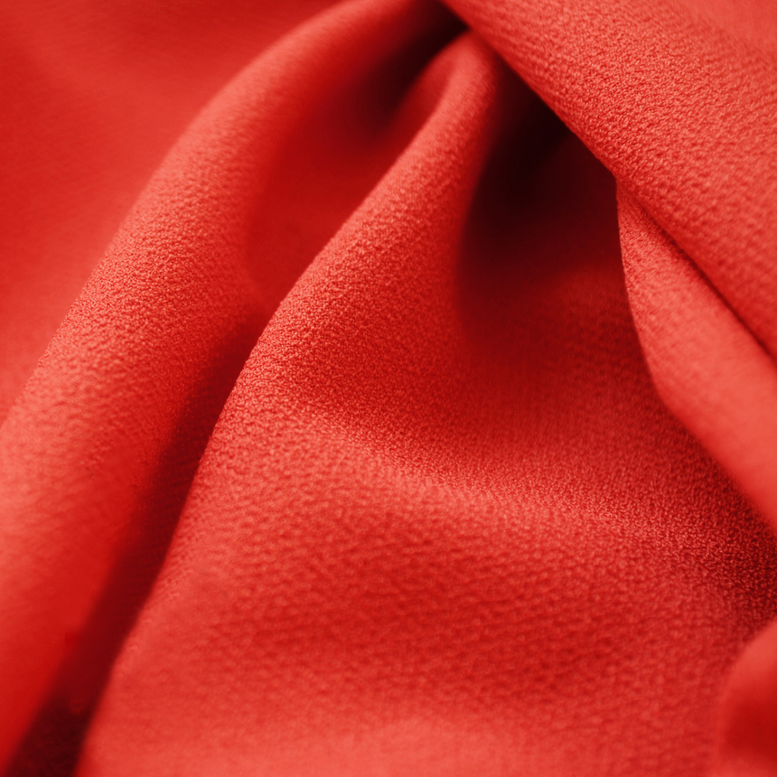 personalized and customized dyed chiffon fabric for women garment