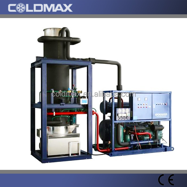 top quality tube ice machine with CE certification offer by prefessional ice making machine manufacturer (TM1-50T)
